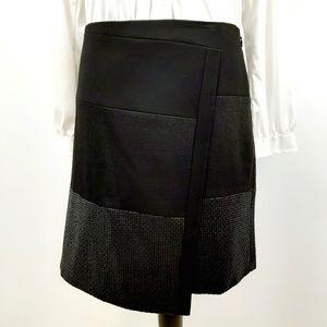 White House Black Mkt. Cute Mini Skirt Sz 14